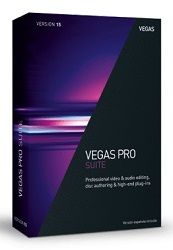 MAGIX Creative Software VEGAS Pro 15 Suite (Download)