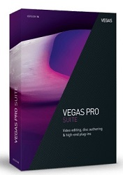 MAGIX Creative Software VEGAS Pro 14 Suite (Download)