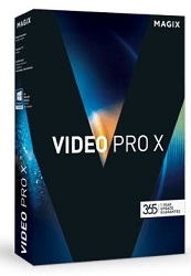 MAGIX Video Pro X (Download)