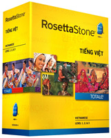 Rosetta Stone Vietnamese Level 1-3 Set DOWNLOAD - MAC