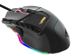 Viper V570 RGB Blackout Edition Laser Gaming Mouse (While They Last!) LARGE