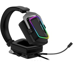 Viper V380 RGB 7.1 Virtual Surround Gaming Headset LARGE