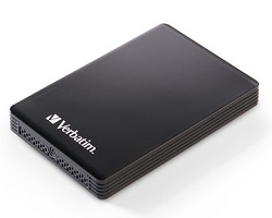Verbatim Vx460 Portable External Solid State Drive (SSD) (3 Capacities) LARGE