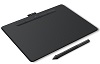 Wacom Intuos Creative Bluetooth Wireless Black Tablet with FREE iClipArt Subscription (Medium)