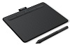 Wacom Intuos Creative Bluetooth Wireless Black Tablet with FREE iClipArt Subscription (Small)