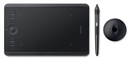 Wacom Intuos Pro Tablet with Pro Pen 2 (Small) LARGE