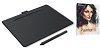 Wacom Intuos Creative Bluetooth Wireless Black Tablet with Corel Painter 2018 (Medium)