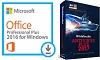 Microsoft Office 2016 Pro Plus w/AntiVirus (Student Download) WINDOWS.