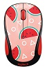 Logitech M325c Party Collection Wireless Mouse (Watermelon)