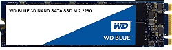 WD Blue M.2 2280 1TB 3D NAND SATA SSD Solid State Drive