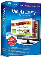 Avanquest WebEasy Professional 10 for Windows (Download)