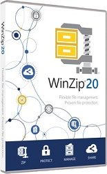 Corel WinZip 20 Standard (1-User License)