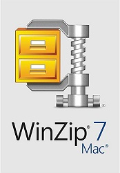 Corel WinZip 7 for Mac (Download) LARGE