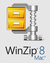 Corel WinZip 8 for Mac (Download) LARGE