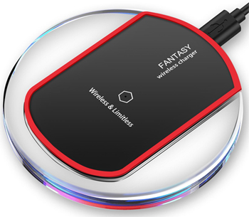 iPhone Wireless Charging Pad for iPhone 8 and X (NEW!)