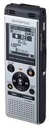 Olympus WS-852 4GB Digital Voice Recorder with FREE 16GB microSD Card LARGE
