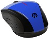 HP X3000 Wireless Mouse (Cobalt Blue)
