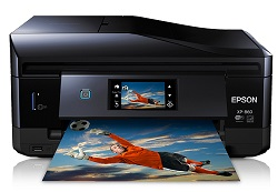 Epson Expression Photo XP-860 Small-in-One All-in-One Printer (On Sale!)