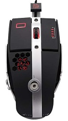 TT eSports Level 10 M Gaming Mouse (Diamond Black)