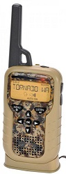 Acurite Portable NOAA Weather Radio with S.A.M.E (Camo)