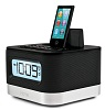 iHome IPL8 Desktop Clock Radio with Apple Dock Interface