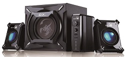 Genius Gaming SW-G2.1 2000 2.1 Speaker System