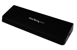 StarTech Universal USB 3.0 4K Laptop Docking Station with 4K DisplayPort