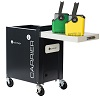LockNCharge Carrier 20 Cart for Chromebook, Tablet & iPad Devices (Charge Only)