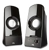 Cyber Acoustics CA-2050 Curve Sonic 2.0 Speaker System