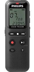 Philips Voice Tracer DVT1150 4GB Digital Audio Recorder