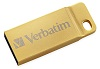 Verbatim Metal Exclusive Gold 32GB USB 3.0 Flash Drive_THUMBNAIL