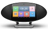 "Aluratek WiFi Internet Radio Media Player with 7"" Touchscreen Display"