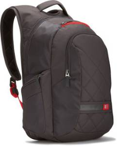 "Case Logic 16"" Laptop Backpack (Gray)"