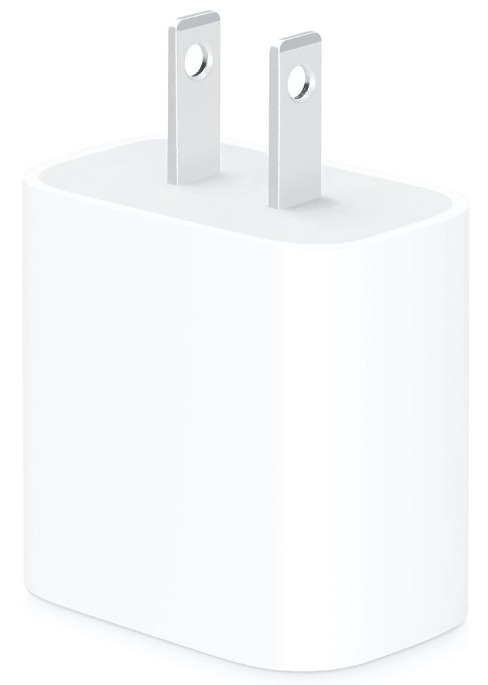20W USB-C Power Adapter (For iPhone 8 & higher and more) LARGE