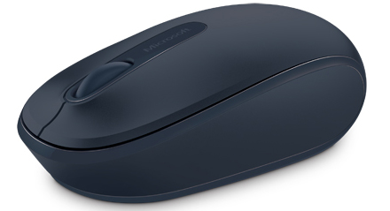 Microsoft 1850 Wireless Mouse (Wool Blue)