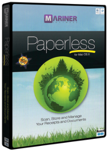 Mariner Software Mariner Paperless Mac (Download)