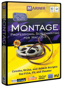 Mariner Software Mariner Montage Mac (Download) LARGE