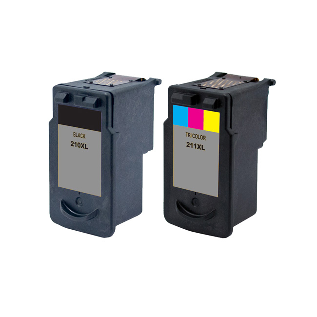 Kodak Brand Ink Cartridge Compatible With Canon 2945B004 (Combo Pack - 3 black) LARGE