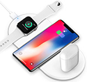 3-in-1 Wireless Charging Pad for iPhone/Watch/AirPods THUMBNAIL