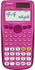 Casio FX-300ESPLUS Solar Scientific Calculator (Pink) THUMBNAIL
