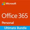 Microsoft Office 365 Personal Ultimate Bundle For Windows (Download)