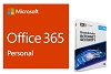 Microsoft Office 365 Personal w/Bitdefender AntiVirus Plus 2019 for Windows (1 Yr Sub - Download)