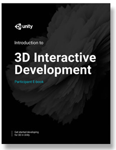 Intro to 3D Interactive Development Participant Materials LARGE