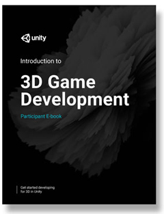 Intro to 3D Game Development Participant Materials LARGE