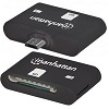Manhattan Mobile OTG Adapter 24-in-1 Card Reader/Writer