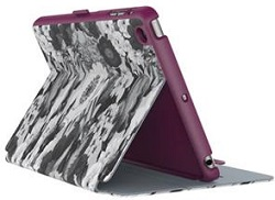 Speck StyleFolio Case for iPad Mini 4 (Vintage Bouquet/Boysenberry) (While They Last!)
