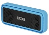 808 Audio XS Sport2 Rugged Wireless Bluetooth Speaker (Blue)