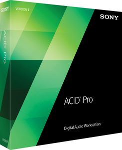 MAGIX Creative Software ACID Pro 7 (Download)