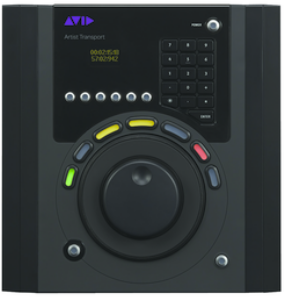 Avid Artist Transport Music Software Controller