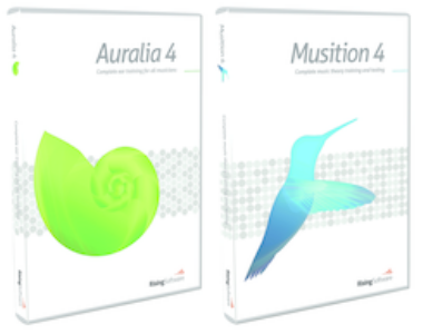 Avid Auralia 4 & Musition 4 Bundle Academic Edition (5-User Lab Pack)